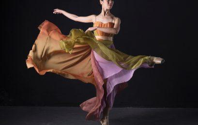 Ballerina in Motion
