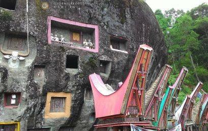 Mengintip Upacara Kematian di Tana Toraja